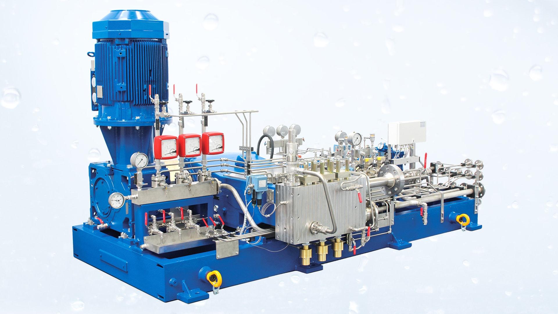 Висока надежност на процеса при производство на фосфати
